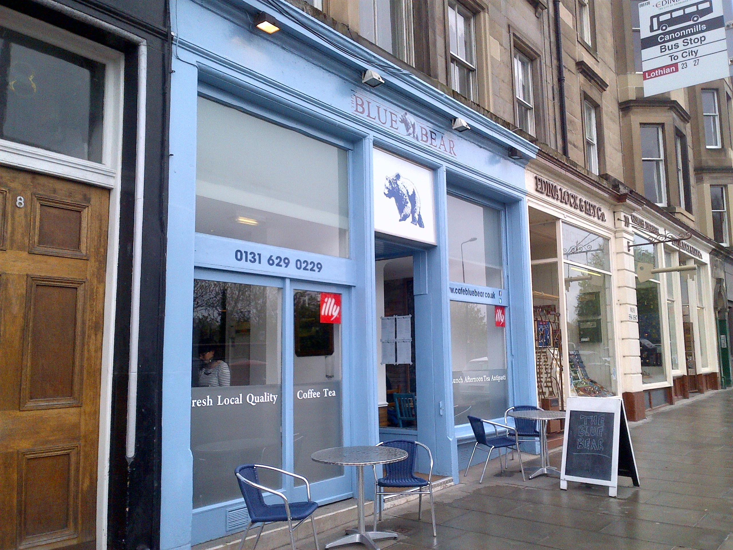 Cafe Blue Bear | Welcome to Lunchquest