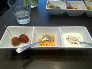 Desserts from Bindi