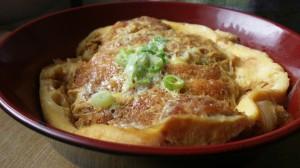 Katsudon at Harajuku Kitchen