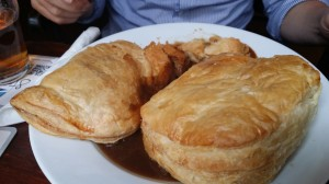 Pies from the Bow Bar