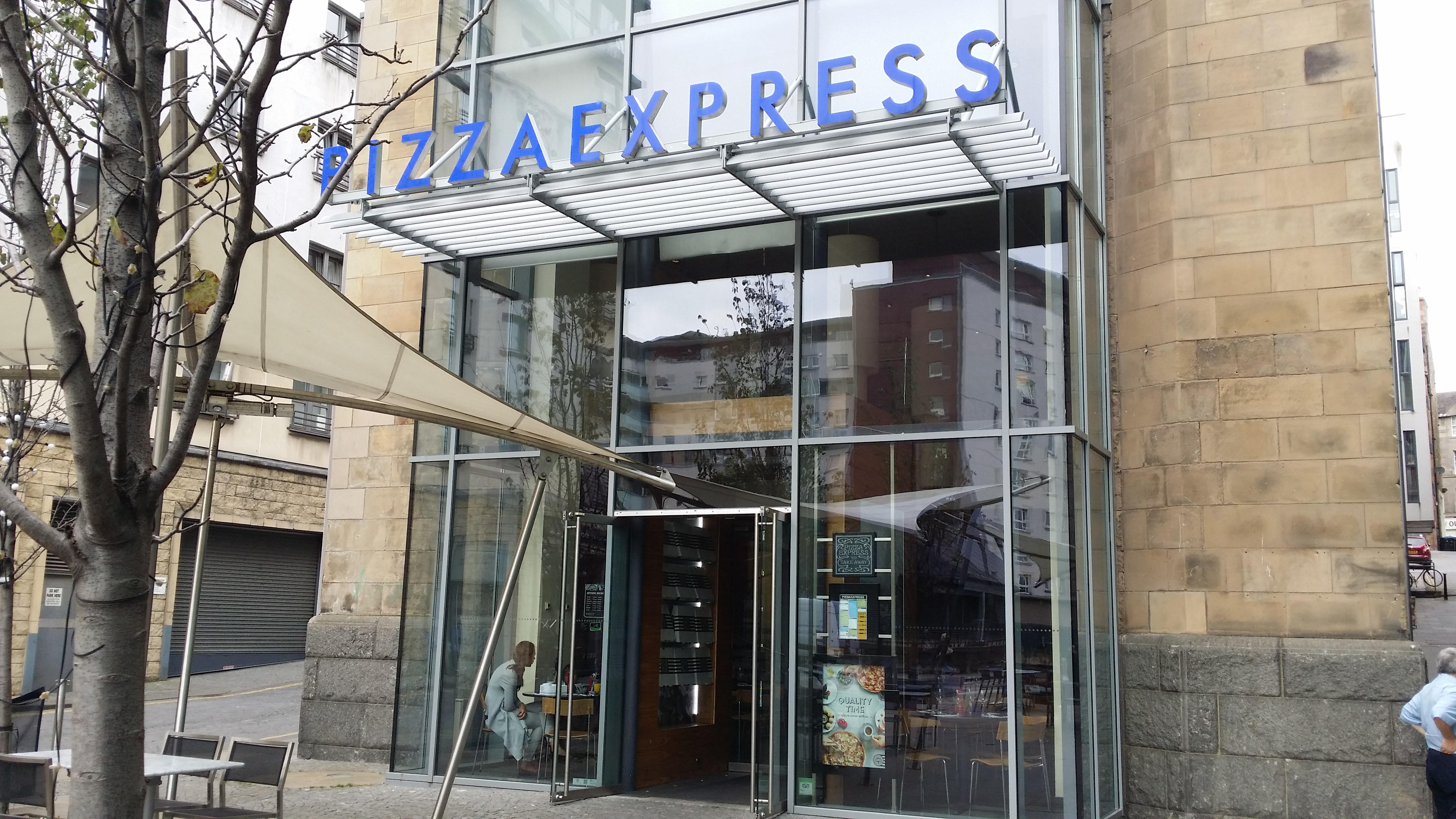 Pizza Express Welcome To Lunchquest