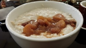 Porridge at Coletti & Co