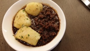 Mince n tatties