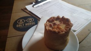 Macaroni Pie from Salt Horse