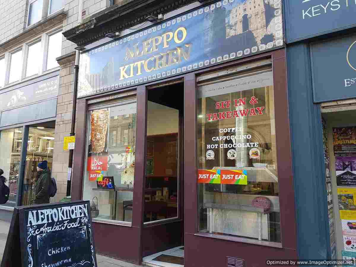 Aleppo Kitchen Sadly Now Closed Welcome To Lunchquest